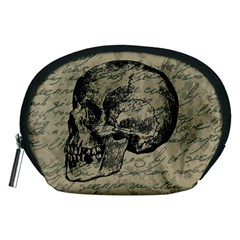 Skull Accessory Pouches (medium)  by Valentinaart