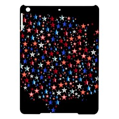 America Usa Map Stars Vector  Ipad Air Hardshell Cases by Simbadda
