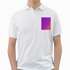 Pink And Purple Golf Shirts
