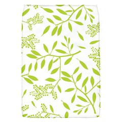 Leaves Pattern Seamless Flap Covers (s)