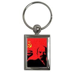 Lenin  Key Chains (rectangle)  by Valentinaart