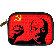 Lenin  Digital Camera Cases by Valentinaart