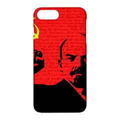 Lenin  Apple Iphone 7 Plus Hardshell Case by Valentinaart