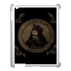 Count Vlad Dracula Apple Ipad 3/4 Case (white)