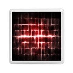 Electric Lines Pattern Memory Card Reader (square)
