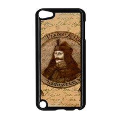 Count Vlad Dracula Apple Ipod Touch 5 Case (black) by Valentinaart