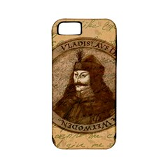Count Vlad Dracula Apple Iphone 5 Classic Hardshell Case (pc+silicone)