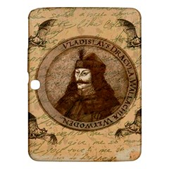 Count Vlad Dracula Samsung Galaxy Tab 3 (10 1 ) P5200 Hardshell Case  by Valentinaart