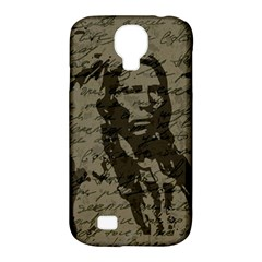 Indian Chief Samsung Galaxy S4 Classic Hardshell Case (pc+silicone) by Valentinaart
