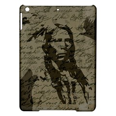 Indian Chief Ipad Air Hardshell Cases by Valentinaart