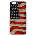 Vintage American flag iPhone 6 Plus/6S Plus TPU Case Front