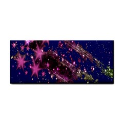 Stars Abstract Shine Spots Lines Cosmetic Storage Cases