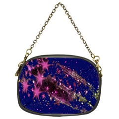 Stars Abstract Shine Spots Lines Chain Purses (one Side)  by Simbadda