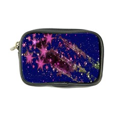 Stars Abstract Shine Spots Lines Coin Purse