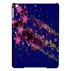 Stars Abstract Shine Spots Lines Ipad Air Hardshell Cases by Simbadda