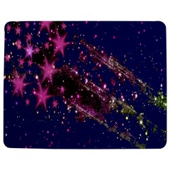 Stars Abstract Shine Spots Lines Jigsaw Puzzle Photo Stand (rectangular) by Simbadda