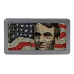 Lincoln Day  Memory Card Reader (mini) by Valentinaart
