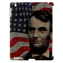 Lincoln Day  Apple Ipad 3/4 Hardshell Case (compatible With Smart Cover) by Valentinaart