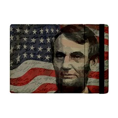 Lincoln Day  Apple Ipad Mini Flip Case by Valentinaart