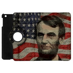 Lincoln Day  Apple Ipad Mini Flip 360 Case by Valentinaart