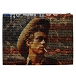 James Dean   Cosmetic Bag (XXL)  Back