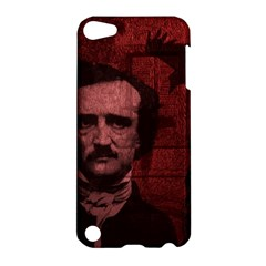 Edgar Allan Poe  Apple Ipod Touch 5 Hardshell Case by Valentinaart