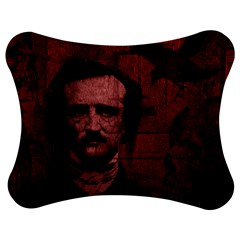 Edgar Allan Poe  Jigsaw Puzzle Photo Stand (bow) by Valentinaart