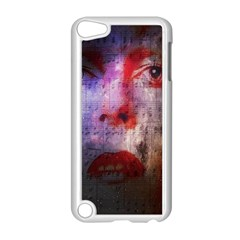 David Bowie  Apple Ipod Touch 5 Case (white) by Valentinaart