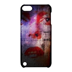 David Bowie  Apple Ipod Touch 5 Hardshell Case With Stand