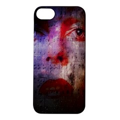 David Bowie  Apple Iphone 5s/ Se Hardshell Case by Valentinaart