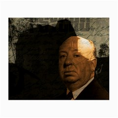 Alfred Hitchcock   Psycho  Small Glasses Cloth (2 Side)