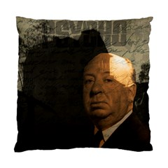 Alfred Hitchcock   Psycho  Standard Cushion Case (one Side)