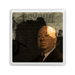 Alfred Hitchcock   Psycho  Memory Card Reader (square)