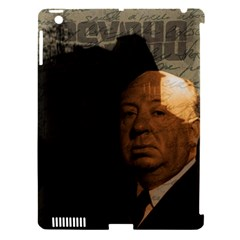 Alfred Hitchcock   Psycho  Apple Ipad 3/4 Hardshell Case (compatible With Smart Cover) by Valentinaart