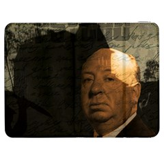 Alfred Hitchcock   Psycho  Samsung Galaxy Tab 7  P1000 Flip Case by Valentinaart