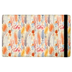 Repeating Pattern How To Apple Ipad 3/4 Flip Case