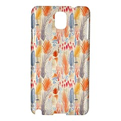 Repeating Pattern How To Samsung Galaxy Note 3 N9005 Hardshell Case by Simbadda