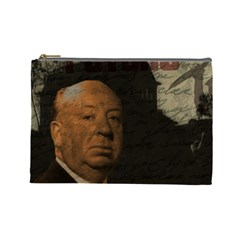 Alfred Hitchcock   Psycho  Cosmetic Bag (large)