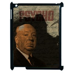 Alfred Hitchcock   Psycho  Apple Ipad 2 Case (black) by Valentinaart
