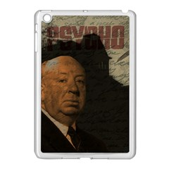 Alfred Hitchcock   Psycho  Apple Ipad Mini Case (white) by Valentinaart