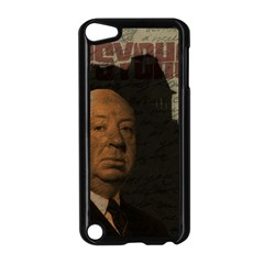 Alfred Hitchcock   Psycho  Apple Ipod Touch 5 Case (black) by Valentinaart