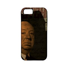 Alfred Hitchcock   Psycho  Apple Iphone 5 Classic Hardshell Case (pc+silicone)