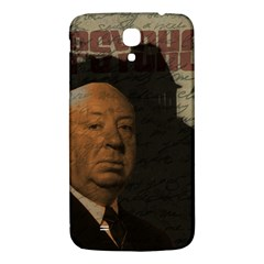 Alfred Hitchcock   Psycho  Samsung Galaxy Mega I9200 Hardshell Back Case by Valentinaart