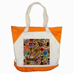Background Images Colorful Bright Accent Tote Bag