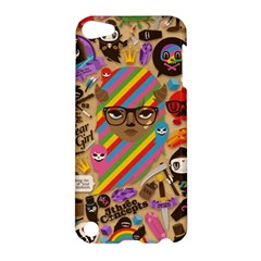 Background Images Colorful Bright Apple Ipod Touch 5 Hardshell Case by Simbadda
