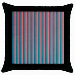 Hald Simulate Tritanope Color Vision With Color Lookup Tables Throw Pillow Case (black)