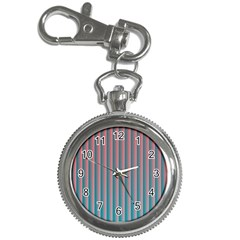 Hald Simulate Tritanope Color Vision With Color Lookup Tables Key Chain Watches by Simbadda