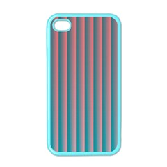 Hald Simulate Tritanope Color Vision With Color Lookup Tables Apple Iphone 4 Case (color) by Simbadda