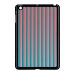 Hald Simulate Tritanope Color Vision With Color Lookup Tables Apple iPad Mini Case (Black) Front