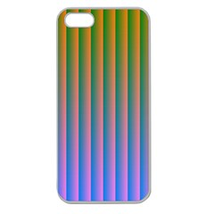 Hald Identity Apple Seamless Iphone 5 Case (clear) by Simbadda